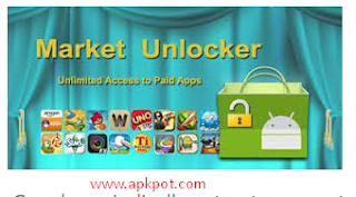 Market Unlocker Pro APK APP Latest V3.5.1 Free Download For Android