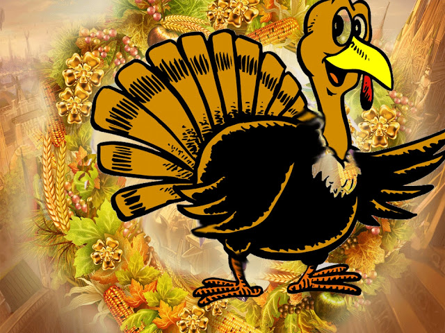Free Thanksgiving Wallpapers for iPad and iPhone