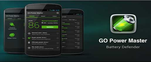 GO Battery Saver&Power Widget Premium Apk v5.3.1 Build 105