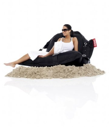 outdoor modular bean bag lounge chair by fatboy any kind. Black Bedroom Furniture Sets. Home Design Ideas