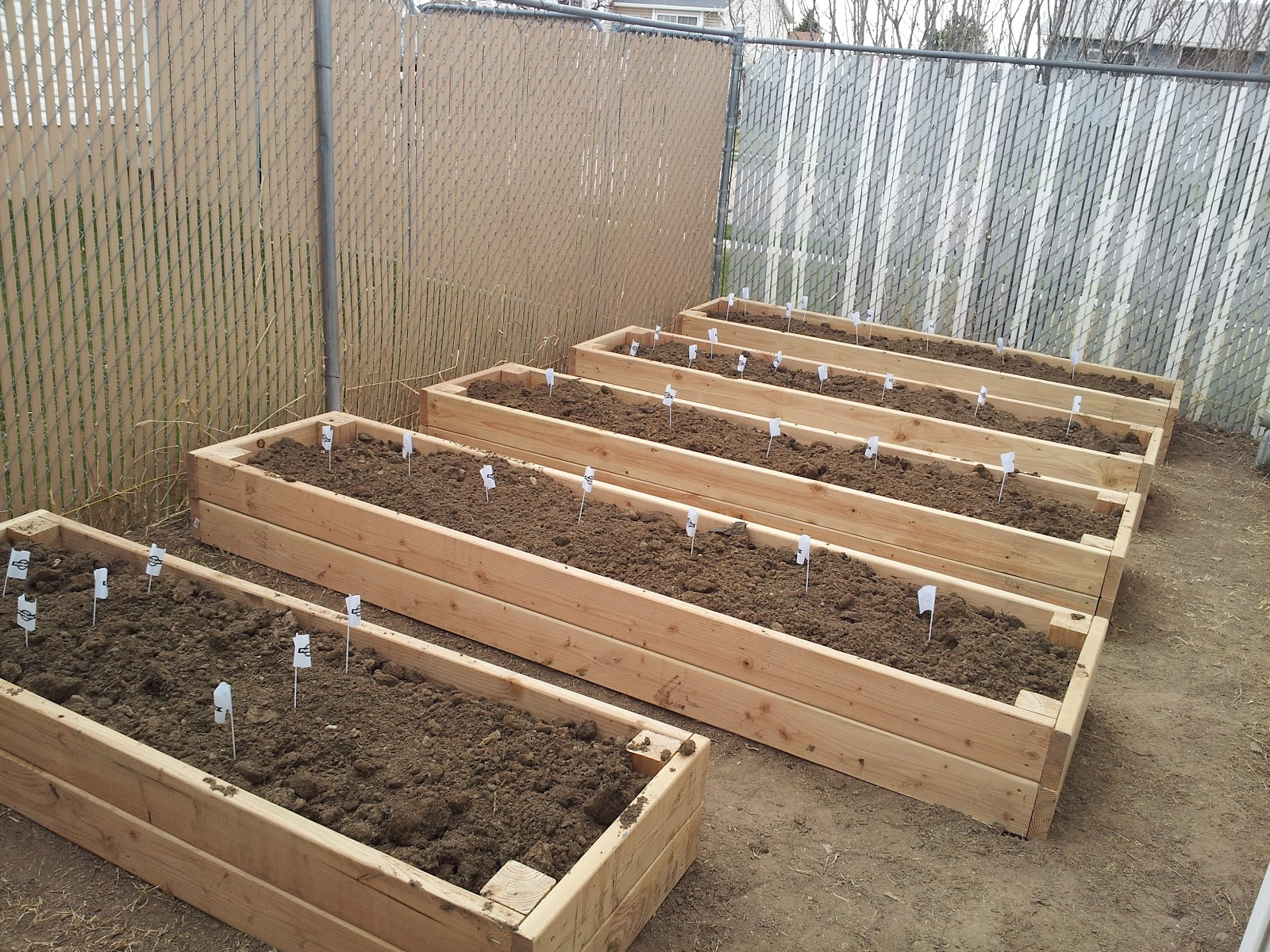 All My Do It Yourself Projects Raised Garden Beds