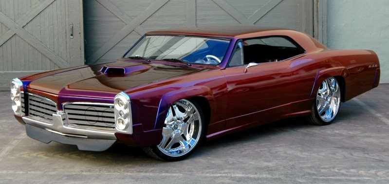 Image Gallery Of Modified Muscle Cars