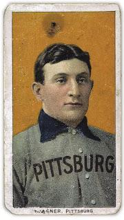 Karetu Baseball Honus Wagner