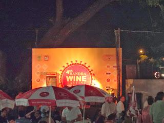 Bandra Wine Festival, Mumbai, India