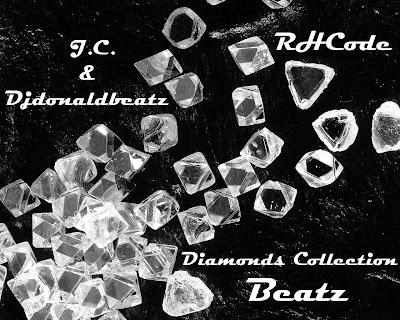 J.C. & Djdonaldbeatz - Diamonds Collection Beatz (2011)
