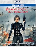 Resident Evil: Retribution 2D / 3D (Blu-ray Review)