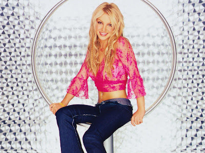 Britney Spears Desktop HD Wallpaper-1440x1280-05
