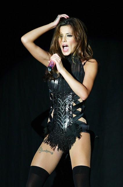 Hollywood Nude Girls: Cheryl Tweedy 2