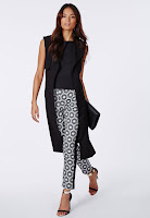 https://www.missguided.co.uk/alanah-geo-brocade-contrast-panel-trousers-black
