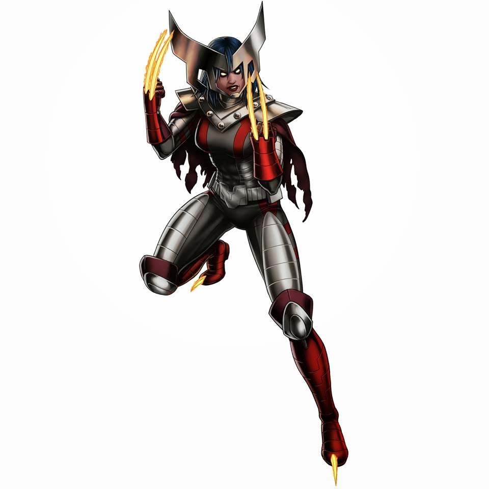 Pride  Marve...X 23 Marvel Avengers Alliance