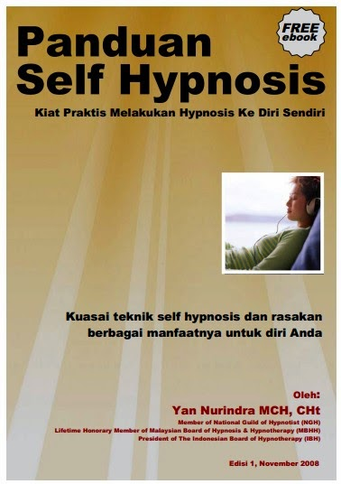 Ebook PAnduan Self Hypnosis