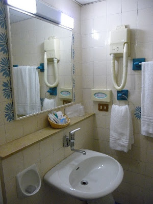 Gaeta (Italy) - Summit Hotel - Bathroom