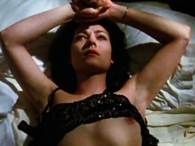 "Celebrity Nude Century: Theresa Russell (""Black Widow"")"