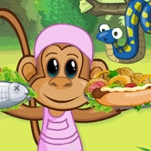 Monkey Diner   Toptenjuegos.blogspot.com
