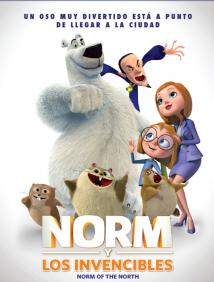 Norm y los Invencibles en Español Latino