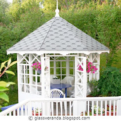 Sommerpaviljongen vr - Our garden gazebo
