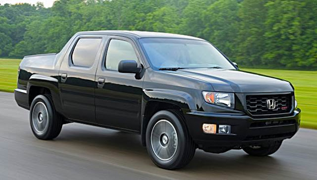 2016 Honda Ridgeline Reviews