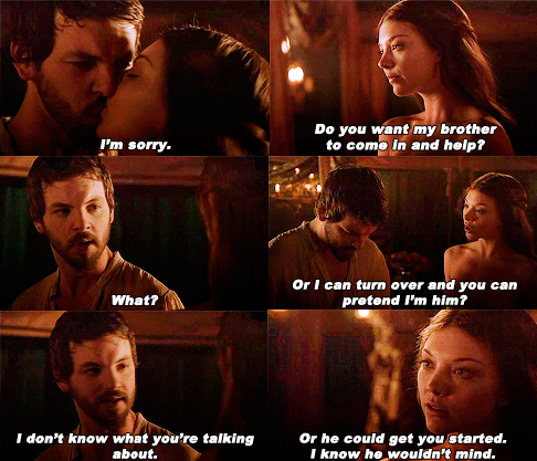 Margery Can't Seduce Renly game of thrones memes
