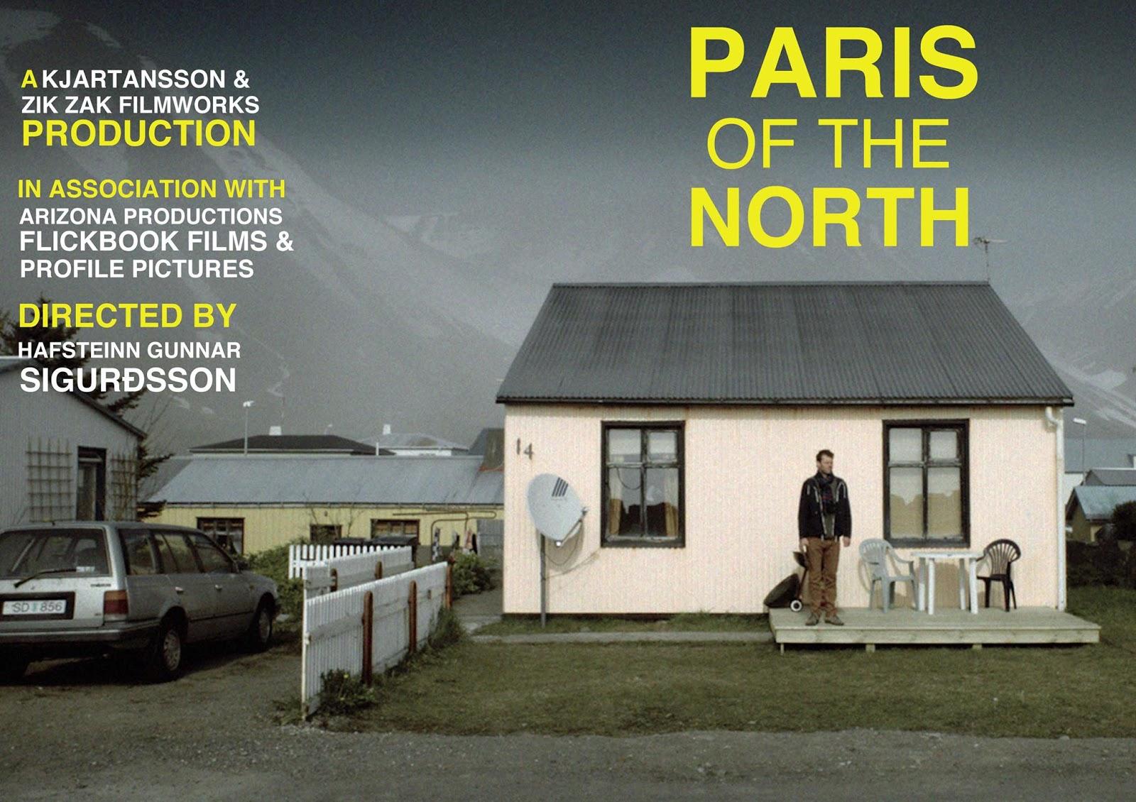Paris of the North (París norðursins)