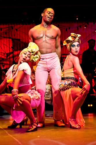 Lagos Nigeria: Fela Anikulapo Kuti on Broadway tour dates