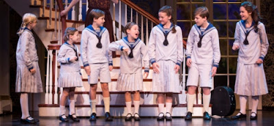 The Sound of Music at Dallas Summer Musicals at the Music Hall at Fair Park in November