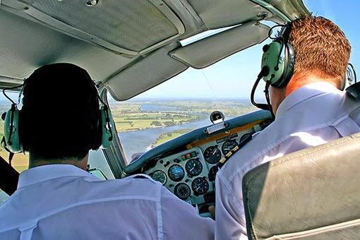 sekolah pilot murah