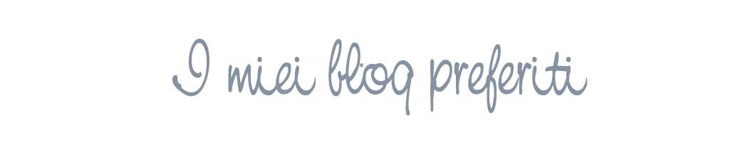 blog preferiti