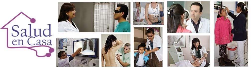 Salud en Casa Perú