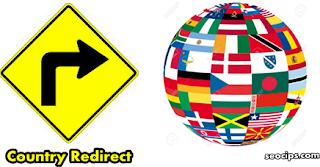 Cara Mencegah Country Redirect Blogspot