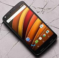Moto X Force shatterproof smartphone