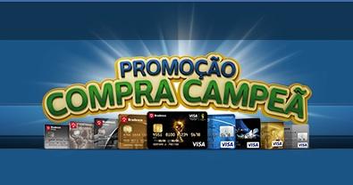 Participar promoção Cartões Bradesco 2014