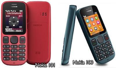 Nokia 100 i Nokia 101, najjeftiniji Nokijini mobiteli