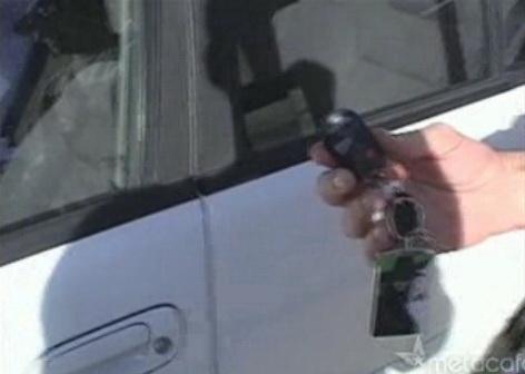 unlock car