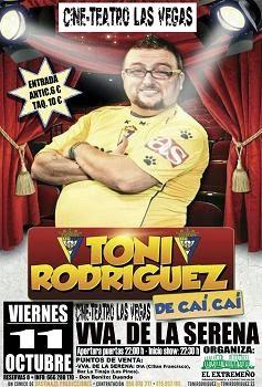 Humor: Toni Rodríguez