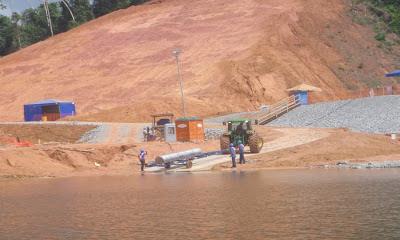 A NESA afirma que sim, mas o Sistema de Transposição de Embarcações não funciona em Belo Monte