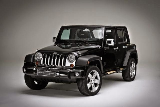 2015 jeep wrangler redesign