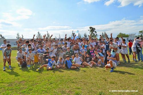 Los Albos Campeones M19 del Torneo Anual de la URS