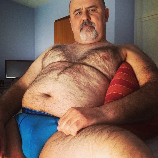 bear chest | sexies