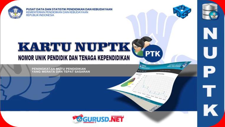 Aplikasi Kartu Nuptk Nrg Dan Nisn Cetak Dengan Model Baru Kurikulum 2013 Revisi