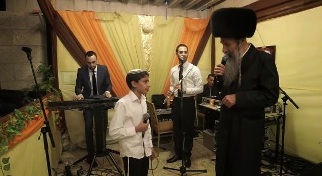 Mordechai Ben David & Uziya Tzadok - Shema Beni