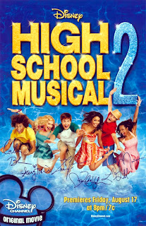 Poster de High School Musical 2