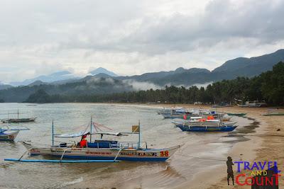 Sabang Beach Puerto Princesa