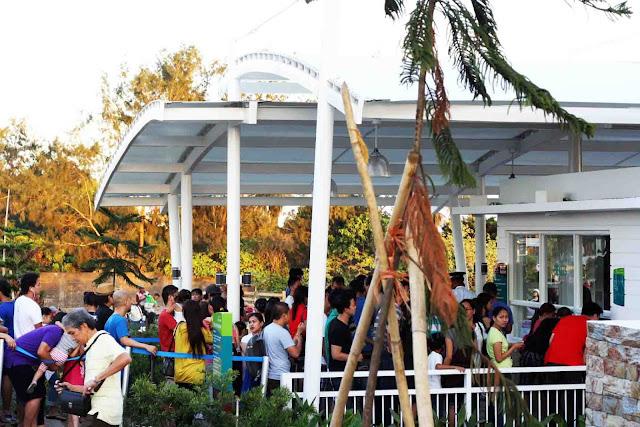 Sky Fun Amusement Park entrance at Sky Ranch Tagaytay