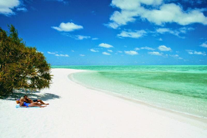 Heron Island Beach - Gladstone