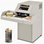 Mesin Penghancur Kertas Ideal ID-4107
