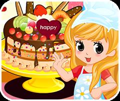 Game Làm bánh sinh nhật hảo hạng, game ban gai