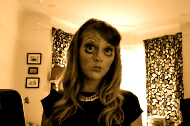 Brittany Sutphen Halloween