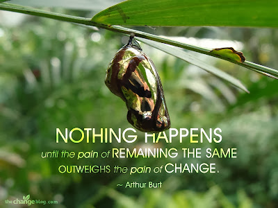 quotes about change in life