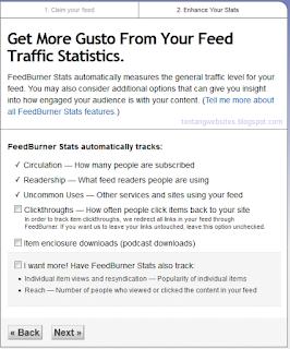 buat feedburner di blog