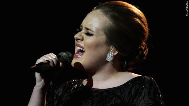 VMB2011 Adele